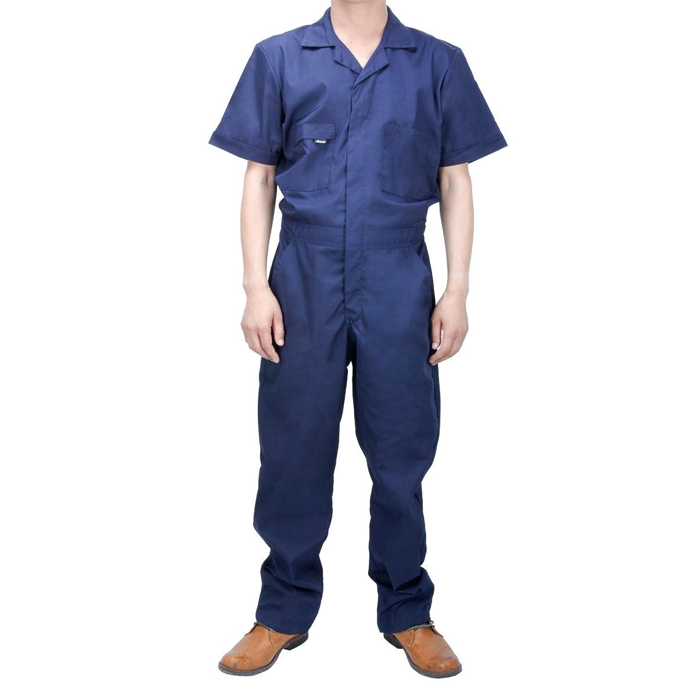 Akicon PANTS メンズ B07DL2FXF2  ネイビー 3XLarge Tall
