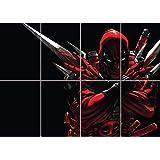 Doppelganger33 LTD Deadpool Giant Wall Art Print Poster B744