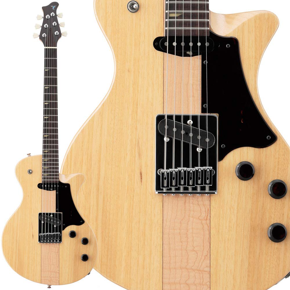 RYOGA BUMBLE-F4 TPS エレキギター リョウガ B07QSDG1HV