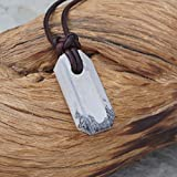 Wazoo Viking Whetstone Pendant | Knife Sharpener