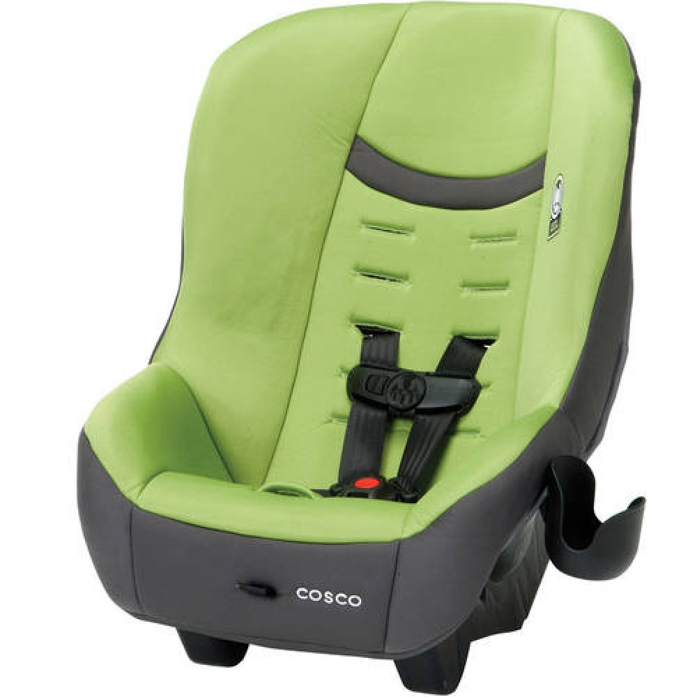 Cosco Scenera NEXT Convertible Car Seat (Lime Punch Green)