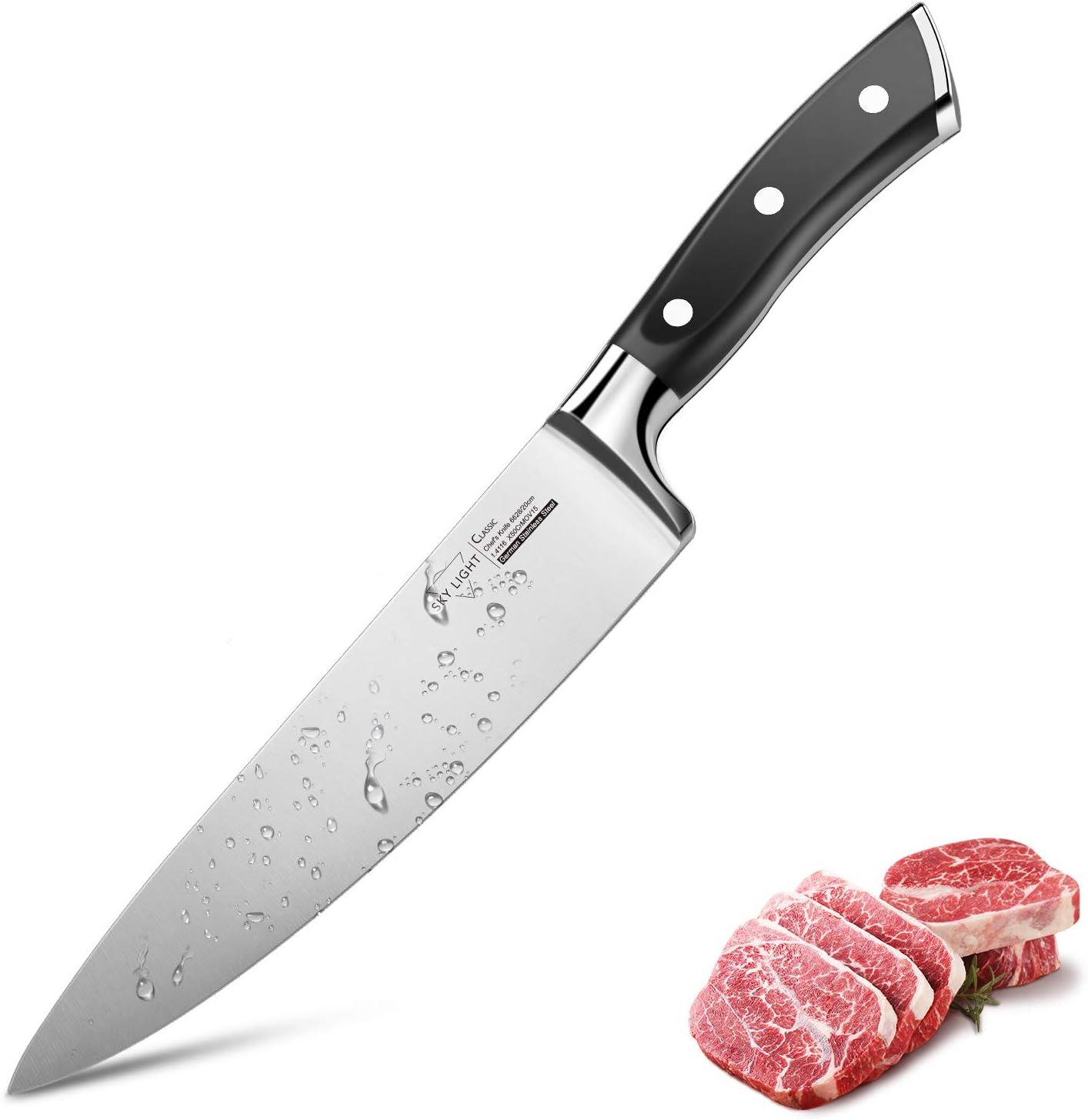 THE SKYLIGHT C-6628 CHEF KNIFE