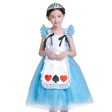 6c426abffbf44 ハロウィン アリス 子供 不思議の国のアリス コスプレ コスチューム 衣装 仮装 ファンタジードレス ハロウィーン ハロウイン