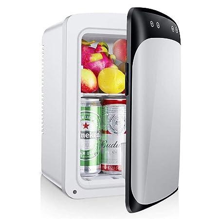LQ-Mini Fridge Refrigerador portátil clásico de 15L Refrigerador ...