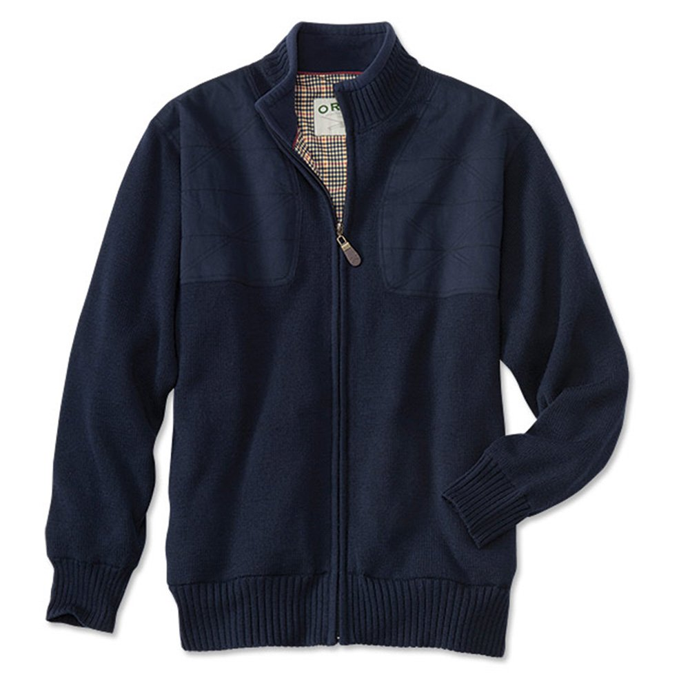 Orvis Foul-weather Lined Sweater 14SF:14SF