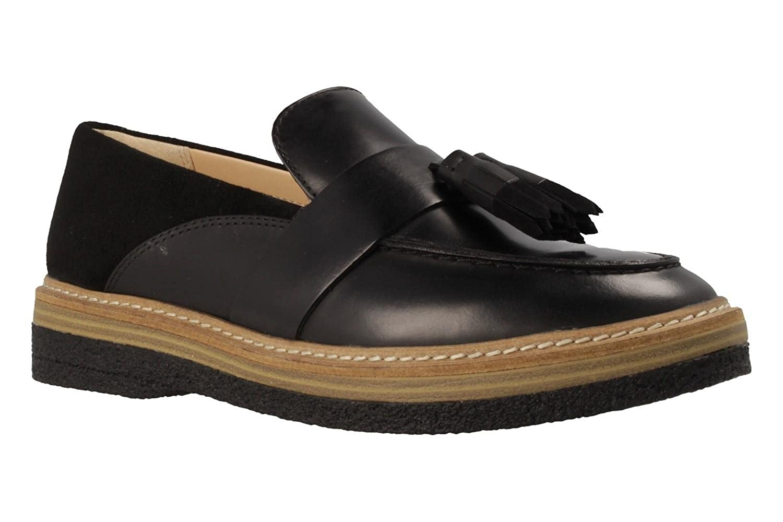 Clarks scarpe Molla Molla scarpe Nero 26.126.672 ZanteNero 36da7c
