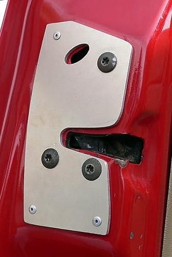 Doors 93-98 LEFT/DRIVER CS Works Door Latch Repair & Reinforcement ...