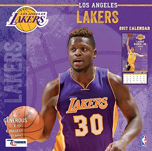 Turner Licensing Sport 2017 Los Angeles Lakers Mini Wall ...