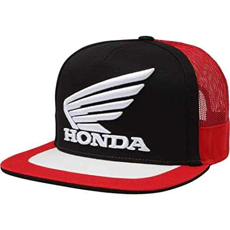 Fox Men s Honda Snapback Hat at Amazon Men s Clothing store  380c6e39e7ae