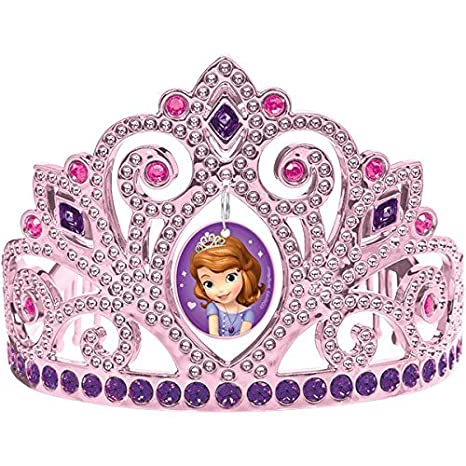 Amazon.com: Sofia the First Electroplated Princesa Fiesta de ...