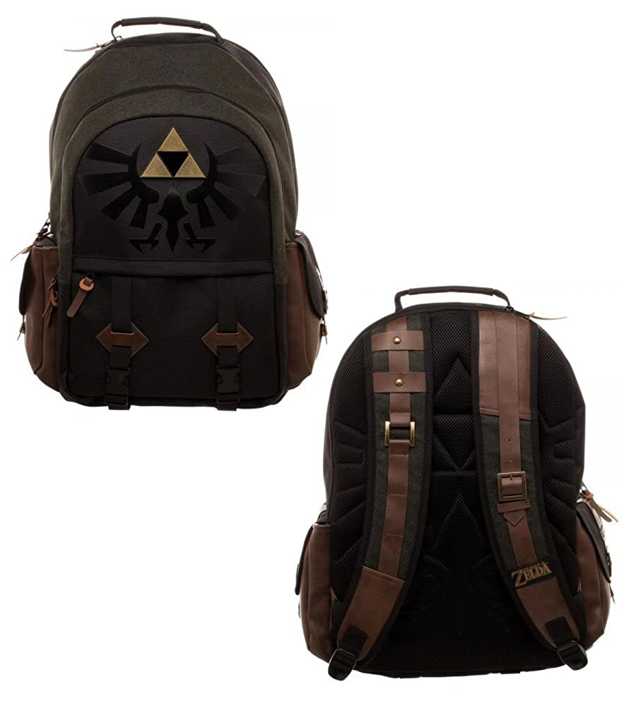 Amazon.com  LEGEND OF ZELDA Link Medieval Built Backpack  Clothing 0f2ed231ab49a