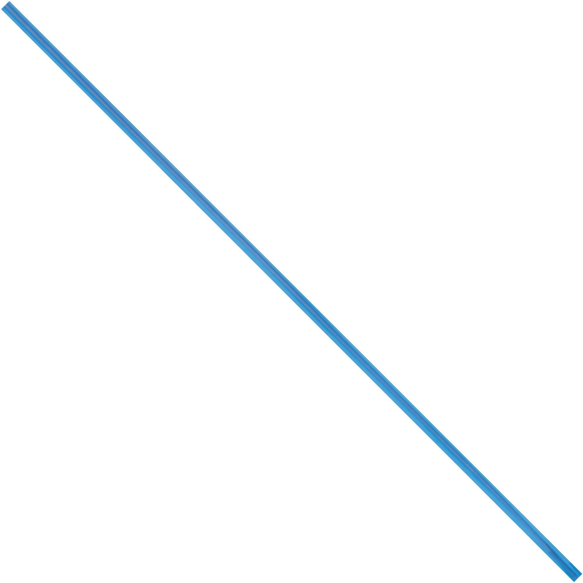 BOX USA BPLT10B Plastic Twist Ties, 10'' x 5/32'', Blue (Pack of 2000)