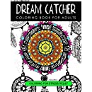 Dream Catcher Coloring Book Volume 1 Stress Relief A Beautiful And Inspiring Colouring