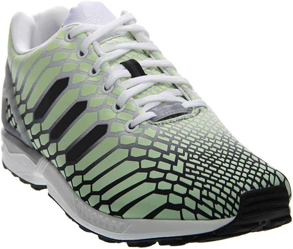 Clip mariposa Pato Todavía  Amazon.com | adidas Mens ZX Flux Running Casual Shoes, | Fashion Sneakers
