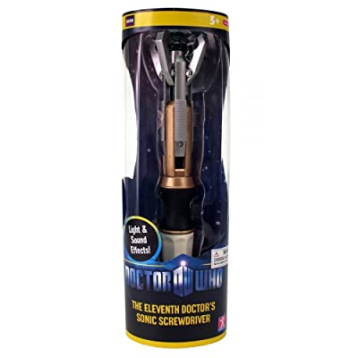 Doctor Who 11th Sonic Screwdriver: Toys & Games