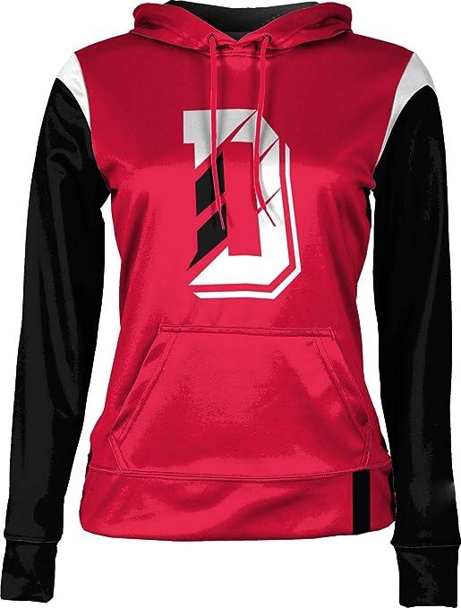 Tailgate ProSphere Davidson College Girls Pullover Hoodie School Spirit Sweatshirt