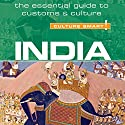 India - Culture Smart! Audiobook by Becky Stephen Narrated by Peter Noble