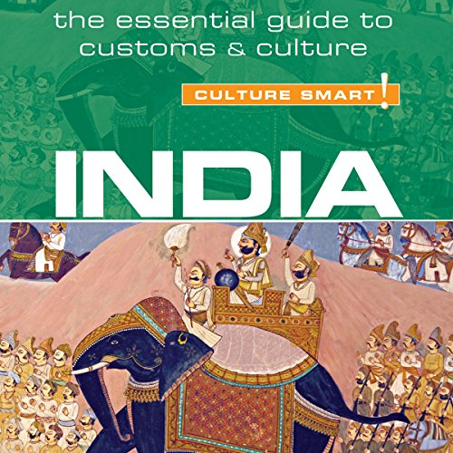 India - Culture Smart! Audiobook [Free Download by Trial] thumbnail