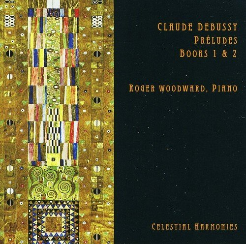 Debussy: Pr??ludes, Books 1 & 2 by Roger Woodward (2009-01-06)
