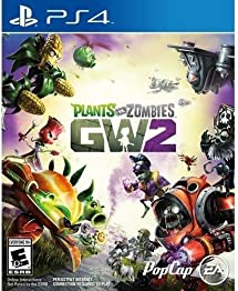 Amazon Com Plants Vs Zombies Garden Warfare 2 Playstation 4