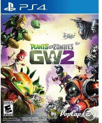 Plants vs. Zombies Garden Warfare 2 - PlayStation 4 by Electronic Arts