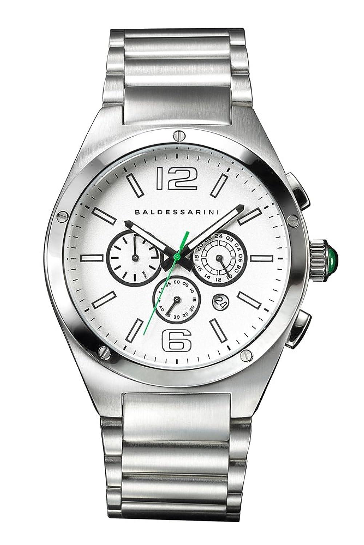 Baldessarini Herren-Armbanduhr XL JFK Chronograph Edelstahl Y8012W-20-H6