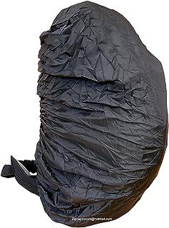 Rucksack Rain Waterproof Bag Travel Back Pack Backpack Poncho Dry Cover Black