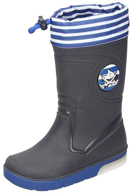 Capt'n Sharky Jungen Klett Blau 430826-5, Grösse 27