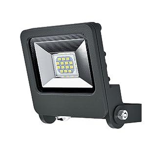 OSRAM ENDURA Proyector LED 10W Luz cálida 3000K: Amazon.es ...