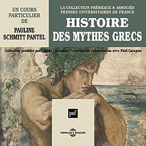 Histoire des mythes grecs Discours