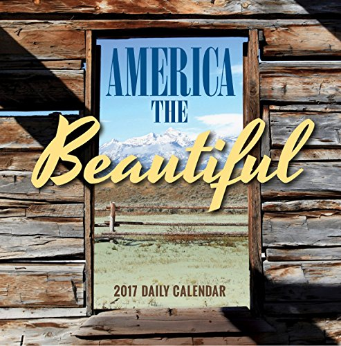 Turner Photo 2017 America The Beautiful Photo Daily Boxed Calendar (17998970004)