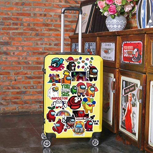 Waterproof Cartoon Stickers for Kids Adults Teens Girls Boys Vinyl Aesthetic Decals Stickers for Laptop Skateboard Car Flask Hydro Water Bottles Bike Luggage Stocking Stuffers