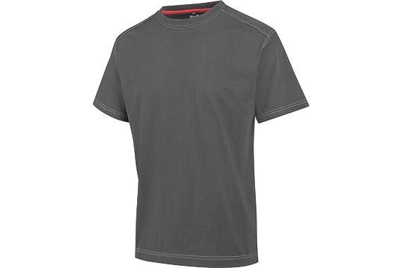 49f53239f25 WÜRTH MODYF Tee-Shirt de Travail Pro Anthracite  Amazon.fr ...