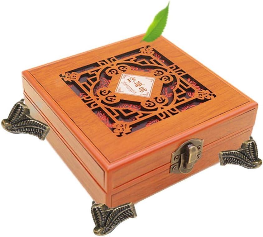 24 unidades Caja de almacenamiento decorativa de aleaci/ón de zinc envejecido para patas de esquina con tornillos para caja de madera de lat/ón antiguo caja de joyer/ía