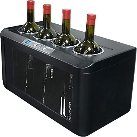 Best 4 Bottles Wine Coolers