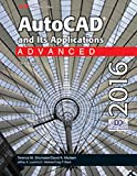 img - for AutoCAD and Its Applications Advanced 2016 book / textbook / text book
