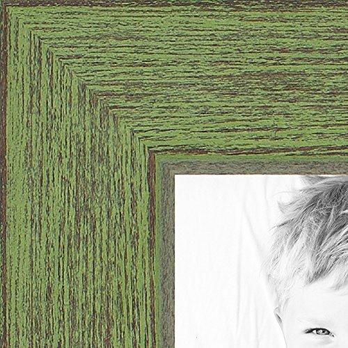 ArtToFrames Rustic Barnwood Picture WOM0066 1343 YGRN 20x24