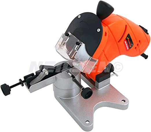 Neilsen Chain Saw Blade Sharpener Chainsaw - Heavy-duty electric sharpener