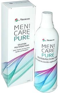 e226947f4df454 Menicon Menicare Pure 250ml  Amazon.fr  Hygiène et Soins du corps
