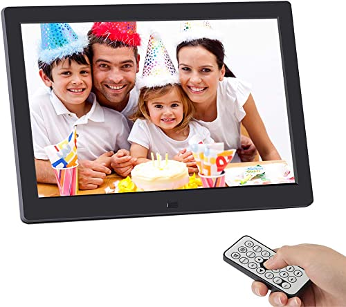 SSA Digital Picture Frame 10 inch High Resolution 1280×800 Digital Photo Frame