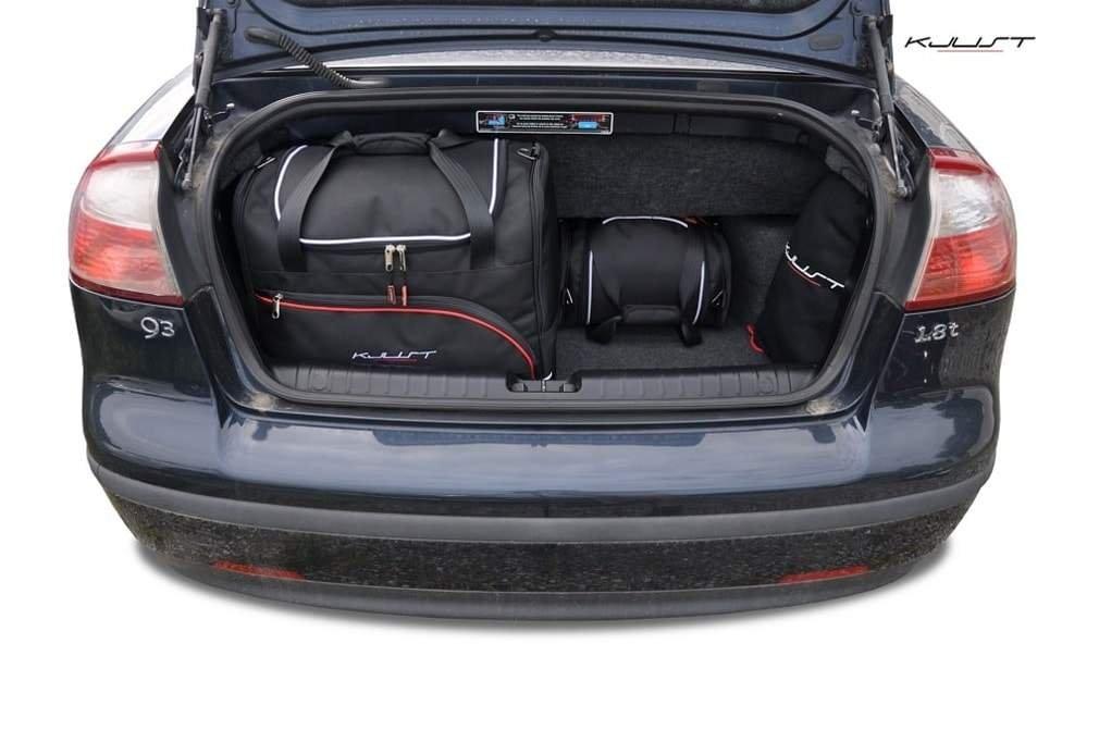 KJUST Sacs /À Cartes D/ÉDIC/ÉES /À Saab 9-3 Cabrio I 1998-2003 Car FIT Bags