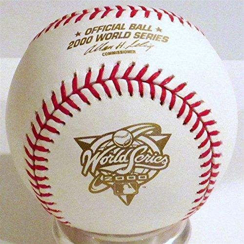 Rawlings 2000 Official World Series Game Baseball