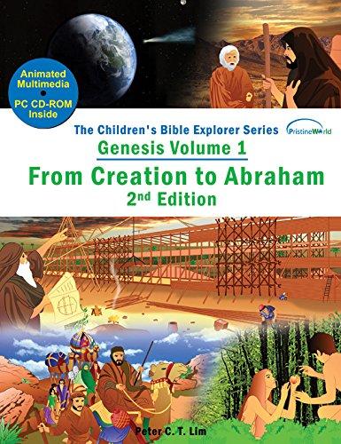 Genesis Volume 1: From Creation to Abraham (Children's Bible Explorer Series) ebook