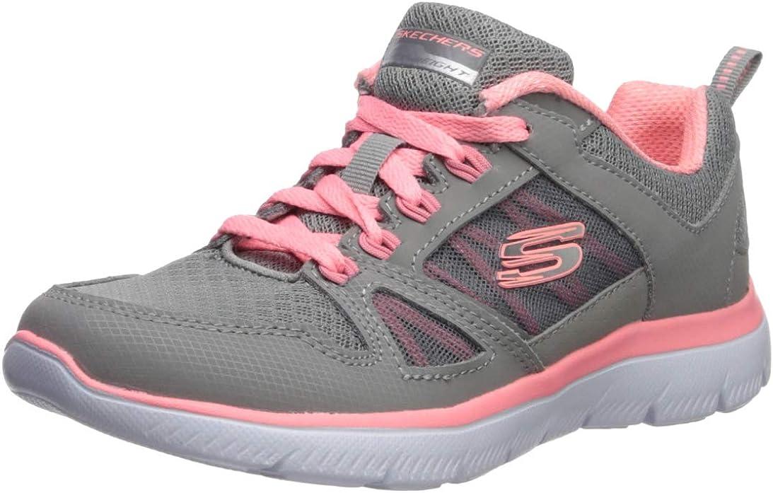 Skechers Summits-New World, Zapatillas para Mujer