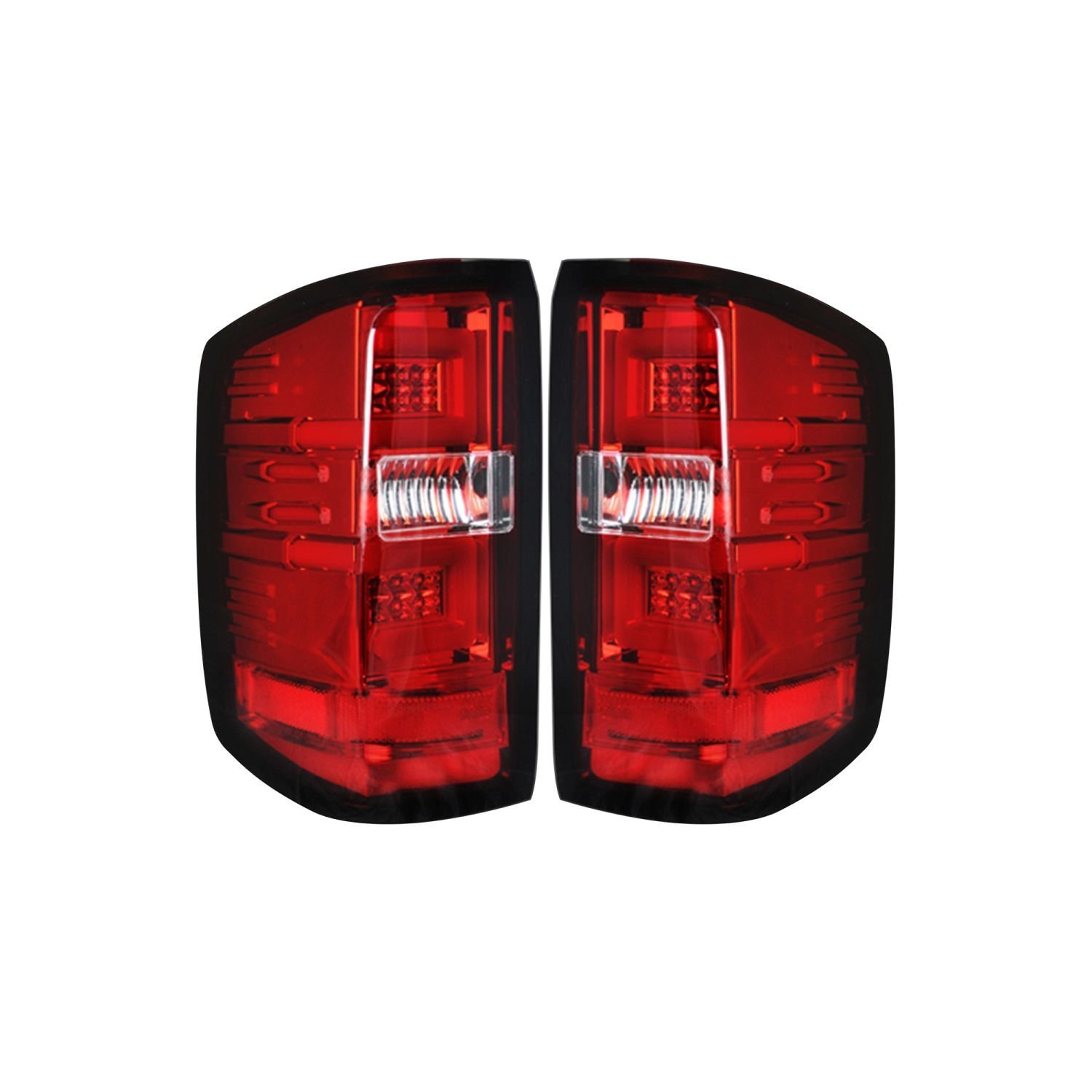 Recon 264238RD Tail Light