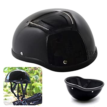 Casco sencillo para motocicleta, de la marca BJ Global