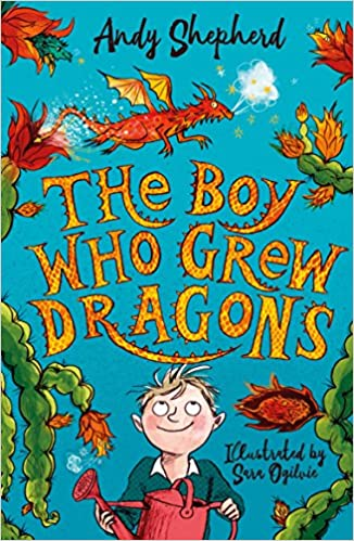 Image result for the boy who grew dragons