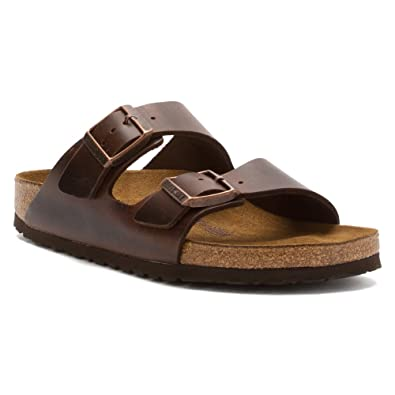 a0741d882d5 Image Unavailable. Image not available for. Color  Birkenstock Men s  Arizona Soft Footbed ...