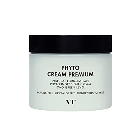 vt cosmetics] vt phyto cream premium 1 69 fl  oz  (50ml