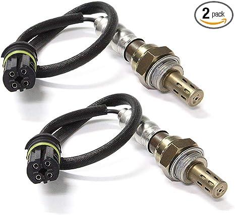 2x Oxygen Sensor O2 Downstream for BMW 323i 325i 328i 330i 525i 530i X3 X5 Z3 Z4